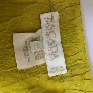 Escada Tops - Escada 100% Silk Blouse